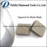 Segment het Om metaal te snijden van de Hulpmiddelen van de Diamant van de Verwerking van de Steen van China voor Graniet