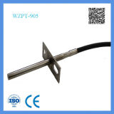 Type simple thermocouple de Changhaï Feilong K pour le four de gaz