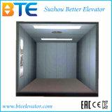 El elevador de carga del Ce para el cargo entrega