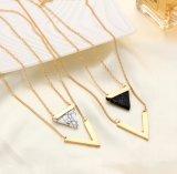 Halsbanden met de Lange Halsbanden van de Tegenhanger van de Leeswijzer Zilveren Gouden