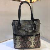 La plus défunte mode de serpent met en sac des sacs à main d'emballage d'achats de tailles importantes de femmes pour les dames Sy8047