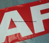 la publicidad al aire libre de alta resolución 13oz Bloquea-hacia fuera la bandera del vinilo (SS-VB109)