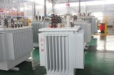 Transformateur rempli d'huile triphasé personnalisé de distribution d'énergie de prix usine pour le bloc d'alimentation