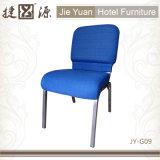 椅子(JY-G09)をスタックする鋼鉄教会
