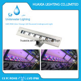 316ss 18W IP68 LED Unterwasserlicht, Park-Licht