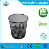 Encargo del acoplamiento del metal del bote de basura / papelera / Cesta de la basura / papelera / cesto de basura