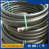 Installation de tuyaux en polyéthylène HDPE