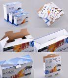 Caixa do cartucho de tonalizador com impressão/caixa do tonalizador