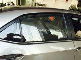 Corollaのための紫外線保護メッシュ生地の鋼線の組み立てられた日よけ