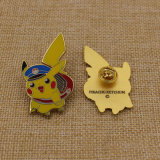 Zoll/Metall/Taste/Pin/Zinn/Polizei/Militär/Emblem/Name/Abzeichen-harter Decklack-ReversPin
