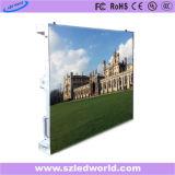 P3, Innenfarbenreicher druckgießenbildschirmanzeige-Panel-Mietbildschirm lED-P6 für das Bekanntmachen (CER, RoHS, FCC, CCC)