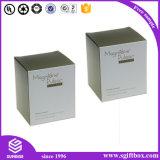 Cmyk Drucken kundenspezifischer verpackender kosmetischer faltbarer Papierkasten