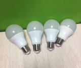 5W 7W 9W 12W E27 B22 85-265V 2 años de bulbo de la garantía LED