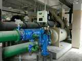 Sistema automatico di pulizia del tubo per i risparmi di energia adatti a refrigeratori