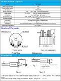 1000:1000 2mA/2mA van de Transformator van de Transformator van het Voltage van het huidig-type het Potentiële
