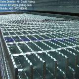 Reja de acero galvanizada de la prolongación del andén para el suelo