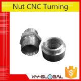 CNC do aço inoxidável da precisão que faz à máquina partes mecânicas com serviço feito sob encomenda