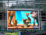 Écran extérieur imperméable à l'eau extérieur extérieur de l'écran 6mm SMD DEL du large écran DEL DEL