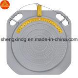 4 cuatro vector mecánico giratorio rotatorio de la vuelta de Turnplate de la placa giratoria del alineador de la rueda de la alineación de rueda de la punta 3D para el alineador Sx280 de la rueda de la alineación de rueda