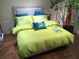Conjuntos de lujo del lecho del dormitorio de la materia textil casera para el dormitorio