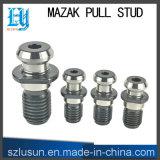 Mazak CNC機械スピンドル引きのスタッドの保持のノブ