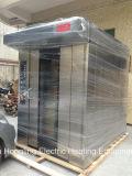 Fabrik-Preis-Bäckerei-Geräten-elektrischer Drehofen mit Tellersegment 32