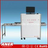 Varredor elevado da bagagem do raio X do preço de fábrica da definição para a estação de comboio