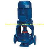 수직 다단식 또는 보호한 하수 오물 또는 자석 파이프라인 물 승압기 원심 수도 펌프