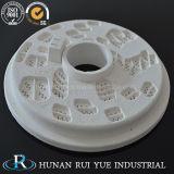 Parti di ceramica refrattarie della cordierite con garanzia della buona qualità e costo favorevole