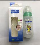 Friedensstifter-führende Flaschen-Milchnahrung-Baby-Flasche gibt Nibbler-Zufuhr B606-N an