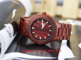男女兼用Fs478のための普及した方法木の腕時計