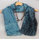 De Sjaal van de Bomen en van de Vogels van de druk voor Vrouwen, vormt Bijkomende Sjaals