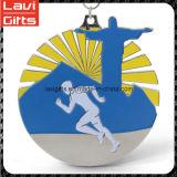 上の生産者の良質のカスタムランナーメダル