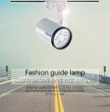 iluminación de la pista de la MAZORCA de la alta calidad LED de la cubierta del PVC 24W