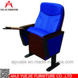 Голубой деревянный стул Yj1609b театра стула аудитории
