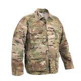 Batalha de camuflagem militar de alta qualidade Vestido uniforme Bdu