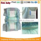 Usine somnolente remplaçable en gros de Fujian de couches-culottes de bébé d'étoile de l'élément 4 d'OEM