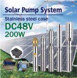 DC 48V 태양 수도 펌프 입력 파워 200W