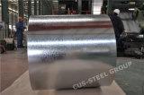 La bobine en acier galvanisée filmée/a laminé à froid la bobine en acier galvanisée