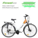 bici eléctrica Braket de la ciudad inestable inferior del motor de 250W