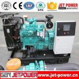 Gerador Diesel silencioso aberto 60kVA da fábrica com Cummins Engine 4BTA3.9-G2