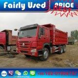 HOWOのダンプカーの卸売によって使用される336HP HOWOのダンプトラック6X4