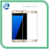 Di Hotsell vetro fuori per l'obiettivo di vetro dello schermo di tocco dell'affissione a cristalli liquidi di Samsungs7edge