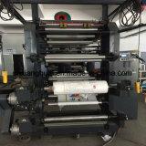 多色刷りの自動ペーパープラスチックフィルム袋のFlexoの印字機
