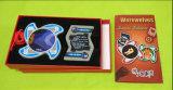 Cartões de jogo novos do PVC do jogo de cartão 100% do homem-lobo Plasstic