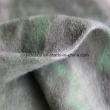 De Polaire Vacht van het Af:drukken van de camouflage met Anitpilling
