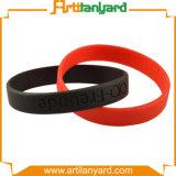 Wristband di gomma del silicone di ultimo disegno