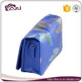 حارّ عمليّة بيع فراشة تصميم نساء محفظة صغيرة مربّعة [كروسّبودي] عرضيّ [بو] جلد حقيبة يد