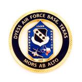 Les militaires de forme de carte d'émail de qualité inventent
