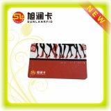 Constructeur professionnel de carte de PVC VIP de l'IDENTIFICATION RF NFC avec l'aperçu gratuit
